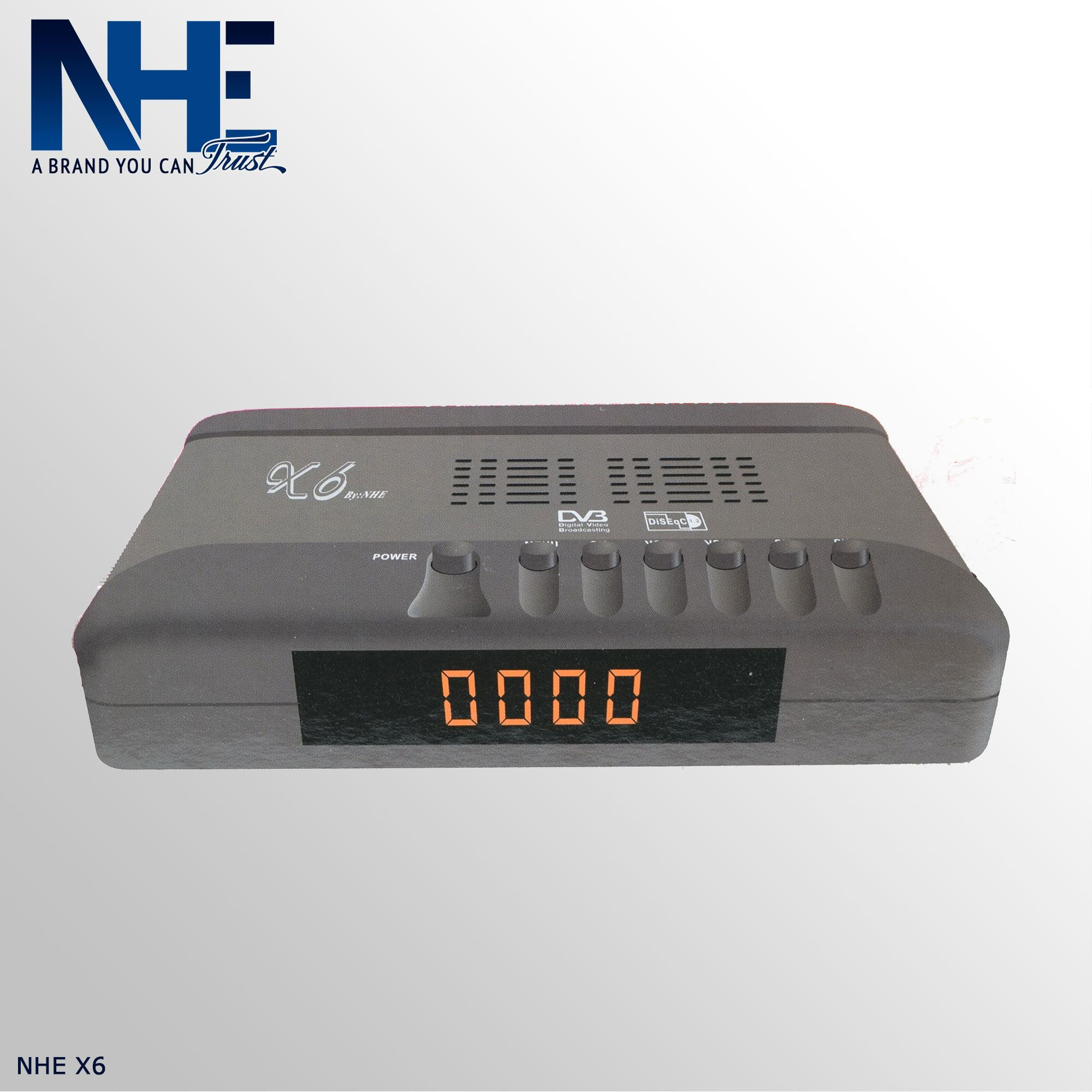 NHE Group | NHE Receiver